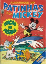 Almanaque do Patinhas e do Mickey N.º 3