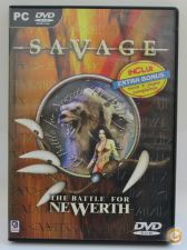 Jogo PC Savage The Battle for Newerth (como novo)