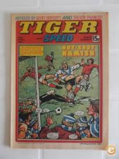 Tiger and Speed - 25 April 1981