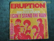 "Eruption-I Can´t Stand The Rain-Single 7"" 45 RPM"