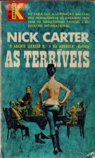 As Terríveis - Nick Carter - Col. CIA #40 (1968)