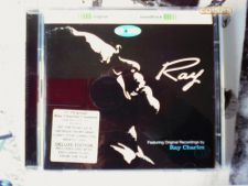 RAY CHARLES Original MOTION PICTURE Soundtrack CD & DVD