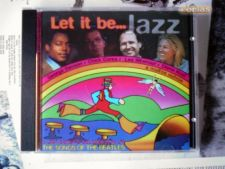 LET IT BE The Songs of The BEATLES & xr Jazz CD