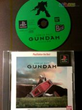 MOBILE SUIT GUNDAM VERSION 2.0 PS1 JAP xr  COMPLETO