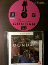MOBILE SUIT GUNDAM PS1 JAP xr COMPLETO