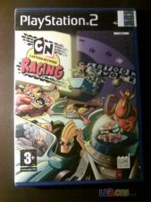 CARTOON NETWORK RACING PS2 COMPLETO