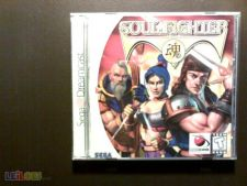 SOUL FIGHTER NTSC Dreamcast COMPLETO