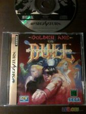 GOLDEN AXE THE DUEL NTSC Jap sss COMPLETO