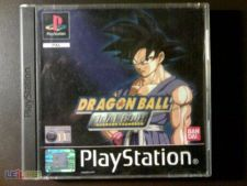 DRAGON BALL Final Bout PS1 COMPLETO