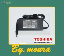 Carregador Original Toshiba Satellite C650 C660 ***Novo ***