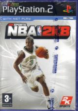 PS2 NBA 2K8 2K SPORTS - NOVO! ORIGINAL! SELADO!!!