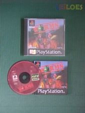 WORMS ps1 COMPLETO