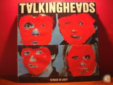 Talking Heads - Remain in Light / New Wave / VG Plus / Lp