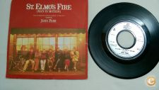 "JOHN PARR  ST.Elmo´s Fire 7""Single"