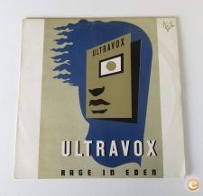 ULTRAVOX - Rage In Eden (LP)