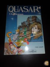 QUASAR - OS BIOMAS - CHRIS LAMQUET