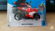 2017 HOT WHEELS - DUCATI 1199 PANIGALE     *NOVO*
