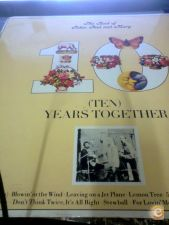 lp vinil the best of peter paul and mary