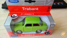 WELLY - TRABANT 601     1/36   APROX  *NOVO*