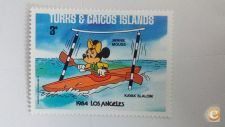 TURKS & CAICOS - SCOTT 624   ( DISNEY )