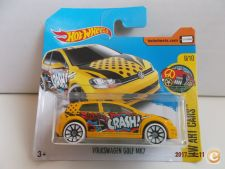 2017 Hot Wheels  016. Volkswagen Golf MK7