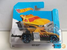 2014 Hot Wheels    001-1. Repo Duty