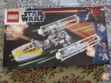 LEGO - STAR WARS 9495 - GOLD LEADER'S Y-WING STARFIGHTER