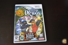JOGO WII NINTENDO LEGEND OF THE DRAGON