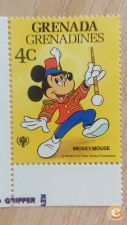 GRENADA GRENADINES - SCOTT 354   DISNEY  .MICKEY