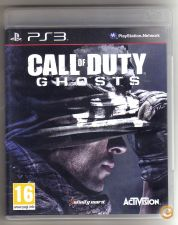 CALL OF DUTY Ghosts para PS3 impecável