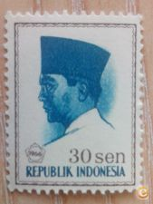 INDONESIA - SCOTT 676