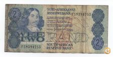 AFRICA DO SUL 2 RAND VER SCAN