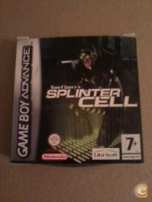 Splinter Cell gba Completo