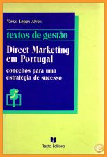 Direct Marketing em Portugal - Vasco Lopes Alves (1991)