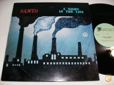 SANTO A Night In The Life  Vinil lp