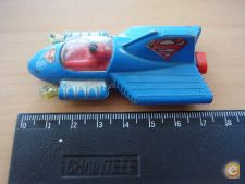 DC comics Superman Corgi Supermobile 1979 Vintage Diecast
