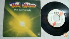 "RED BARON That Summernight 7""Single"