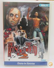 The House of the Dead 2 Jogo PC (selo Igac / bom estado)