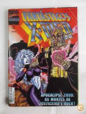 Fantasticos X-Men 2099 nº23