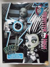 Monster High - Frankie Stein - Eu Faisco...