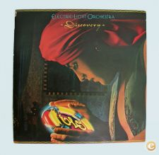 LP – ELECTRIC LIGHT ORCHESTRA_DISCOVERY. GATEFOLD.