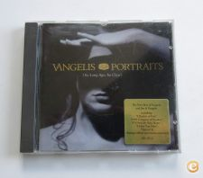 VANGELIS - Portraits (So Long Ago, So Clear) (CD)