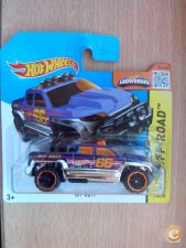 2015 HOT WHEELS - OFF-DUTY     1/64  *NOVO*
