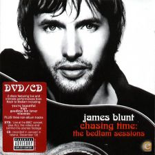 JAMES BLUNT | Chasing Time: The Bedlam Sessions [CD+DVD]