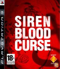 PS3 SIREN BLOOD CURSE