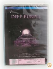 DEEP PURPLE IN CONCERT with the LONDON SYMPHONY ORCHESTRA.
