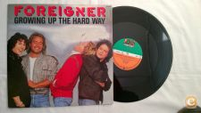 "FOREIGNER Growing Up The Hard Way Vinil 12"" Maxi Single"