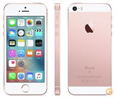 Apple iPhone SE Livre 16GB | Recondicionado | Rosa Dourado