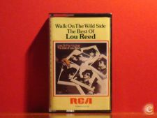LOU REED - BEST OF (CASSETE)