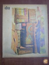 DU: Cultural Monthly Magazine Nr. 353 APR/1970